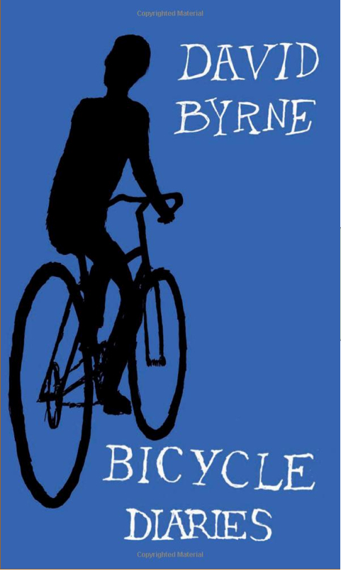 David Byrne Bicycle Diaries Book Amazon