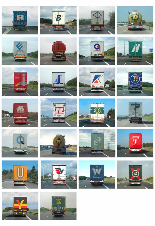 Alphabet truck1