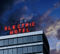 Electric Hotel Brighton Festival Music Brian Eno South Coast