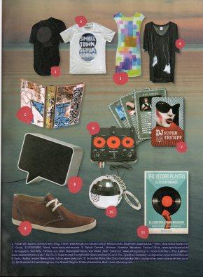 Groove Magazine Germany Shopping Millionhands T-shirts Music Fashion