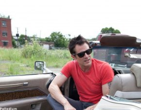 Johnny Knoxville jackass Palladium Boots, Detroit film, T-shirts