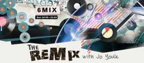 BBC Radio Six Music 6 Mix Art of Remix Carl Craig, Leftfield, James Murphy